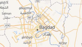 Mappa online di Baghdad