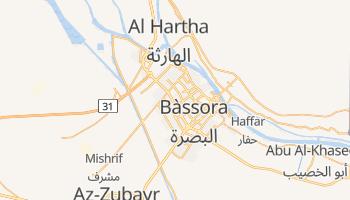 Mappa online di Bàssora