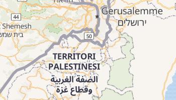 Mappa online di Betlemme