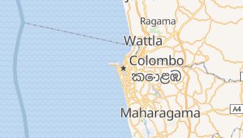 Mappa online di Colombo