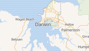 Mappa online di Darwin