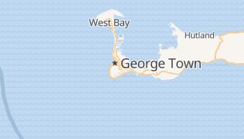 Mappa online di George Town