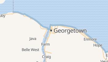 Mappa online di Georgetown