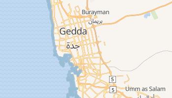 Mappa online di Jeddah