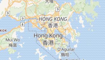 Mappa online di Kowloon