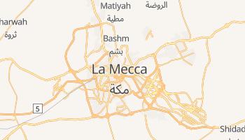 Mappa online di La Mecca
