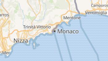 Mappa online di Monaco
