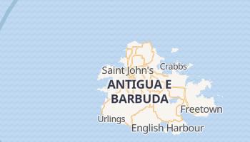 Mappa online di Saint John's