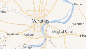 Mappa online di Varanasi