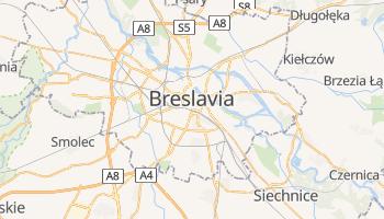 Mappa online di Breslavia