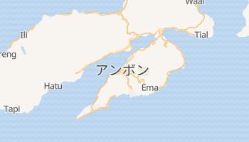 アンボン の地図