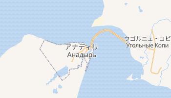 アナドゥイリ の地図