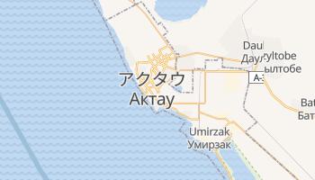 アルマトイ の地図