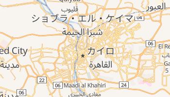 カイロ の地図