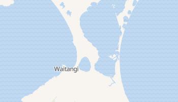 チャタム島 の地図