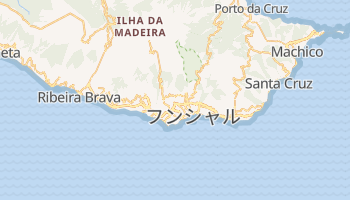 フンシャル の地図