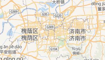 済南 の地図