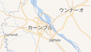 カーンプル の地図