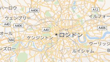 ロンドン の地図