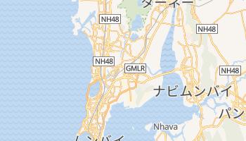 ムンバイ の地図