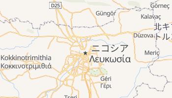 ニコシア の地図