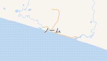 ノーム の地図