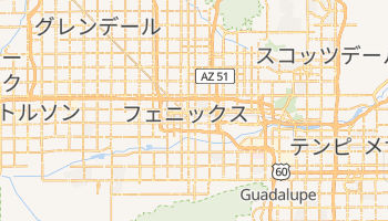 フェニックス の地図
