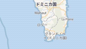 ロゾー の地図