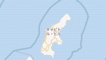 サイパン島 の地図