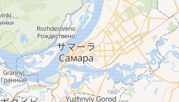 サマラ の地図