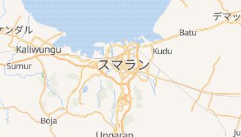スマラン の地図