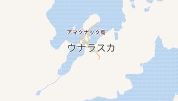 ウナラスカ の地図