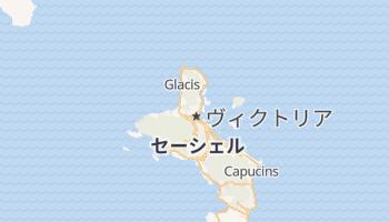 ヴィクトリア の地図