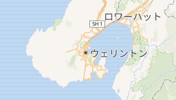 ウェリントン の地図