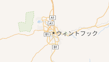ウィントフック の地図