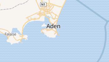 Aden online kaart