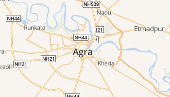 Agra online kaart