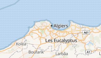 Algiers online kaart