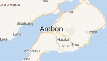 Ambon online kaart