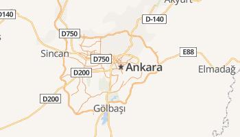Ankara online kaart
