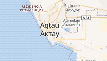 Aqtau online kaart