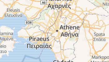 Athene online kaart