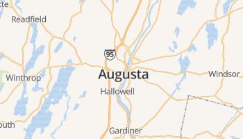 Augusta online kaart