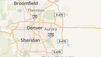 Aurora online kaart
