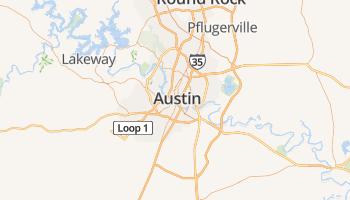 Austin online kaart
