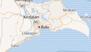Bakoe online kaart