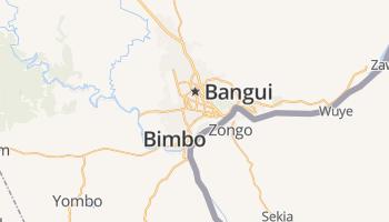 Bangui online kaart