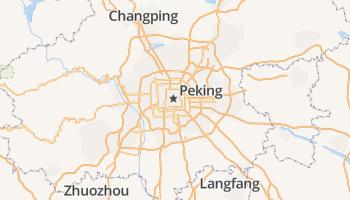 Beijing online kaart