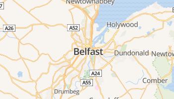 Belfast online kaart