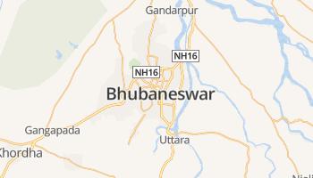 Bhubaneshwar online kaart